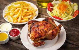 Pollos a la brasa directo a tu casa