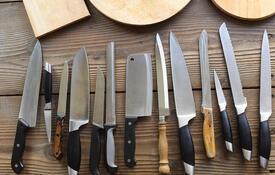Tips para cuidar tus cuchillos