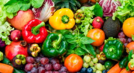 ¿Cómo lavar frutas y verduras para evitar el covid-19?
