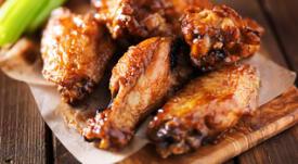 ¿Por qué son taaan ricas las alitas de pollo?