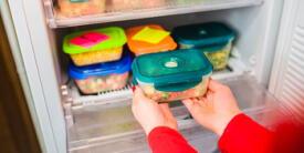 ¿Cuánto duran los alimentos en la refrigeradora y la congeladora?