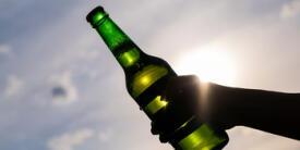 ¿La cerveza calma la sed?