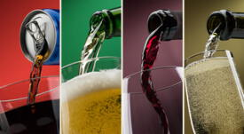 ¿Qué bebidas alcohólicas tienen menos calorías?