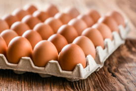 ¿Cómo verificar si un huevo está fresco?