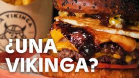 La Vikinga: hamburguesas premium a tu casa