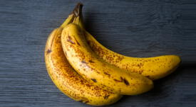 ¿Cómo aprovechar el plátano maduro?