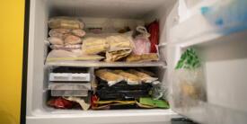 ¿Qué alimentos congelar para salir menos a comprar?