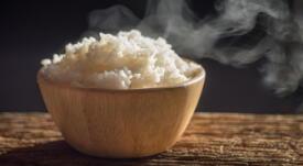 ¿Cómo cocinar arroz perfecto en la altura?