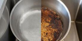 La fórmula mágica para arreglar una olla quemada