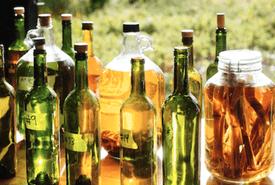 Vodka, whisky y gin peruanos hechos con productos nativos