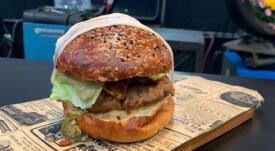 La hamburguesa creada por un peruano con 2 estrellas Michelin