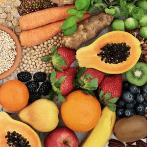 ¿Qué alimentos saludables puedo comer para una nutrición balanceada?