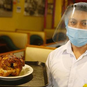 ¿Qué medidas debes tomar y exigir al visitar un restaurante?
