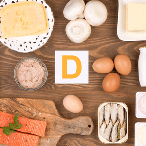 ¿Qué alimentos nos aportan vitamina D?