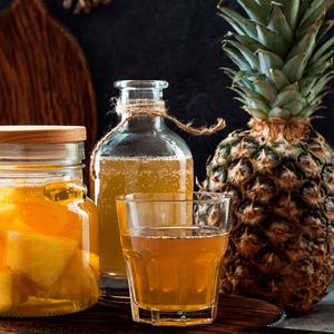 Agua de piña: receta y beneficios