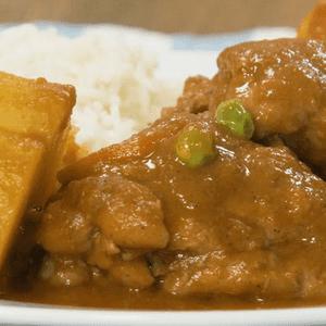 Estofado de pollo (receta peruana) (VIDEO)