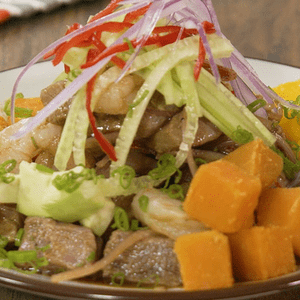 Ceviche Nikkei (VIDEO)