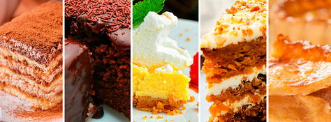 Todo tortas: recetas clásicas y tips de repostería