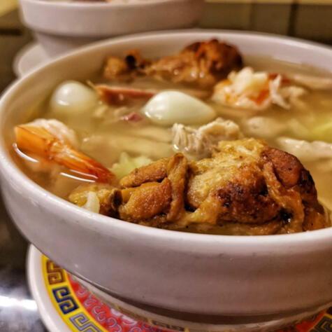 Esta es la madre de todas las sopas wantán, y la encuentras solo en el chifa Chung Yion de Barranco.