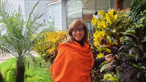 """Blanca Chávez, propietaria de <a href=""""https://www.elrocoto.com.pe/"""">El Rocoto</a> y presidente de la <a href=""""http://ahora-peru.com/"""">Asociación de Hoteles, Restaurantes y Afines</a>"""