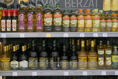 ¿Por qué escoger un aceite español o italiano si podemos escoger excelentes aceites del sur peruano: de Ica, Arequipa, Moquegua y Tacna?
