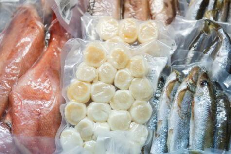Los productos congelados que vienen empacados suelen tener instrucciones de cómo descongelar y cocinar.