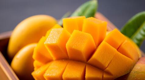 Una fruta generosa, de pulpa sabrosa y textura jugosa hasta la última chupada.