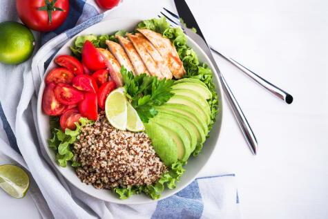 La quinua es uno de los alimentos más nutritivos que tenemos a nuestro alcance; aprovéchala!.
