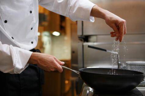 Hay que saber usarlo en algunos platos –de factura rápida– y no abusar.
