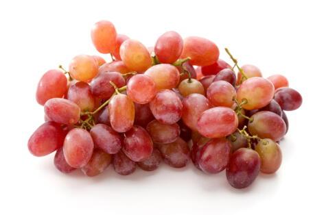 Esta variedad es roja, alargada y sin pepa.