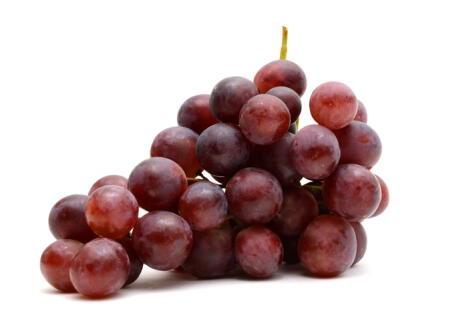 La Red Globe es la uva con pepa que más se produce.