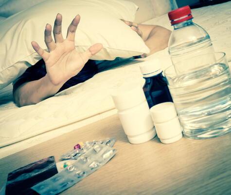 Preferible no recurrir a medicamentos, ya que algunas sustancias pueden ocasionar reacciones peligrosas.