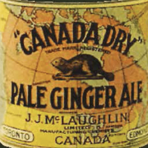 Aunque ya se producía en Lima desde fines del siglo XIX, el chilcano se popularizó cuando la Canada Dry se estableció en Lima en 1936.