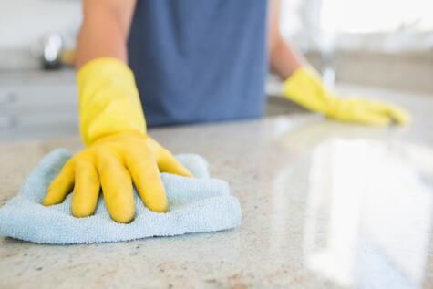 La desinfección debe hacerse se forma preriódica. no basta con lavar.