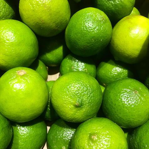 El limón sutil no es uniforme: también hay uno de piel rugosa, que es medio oval.