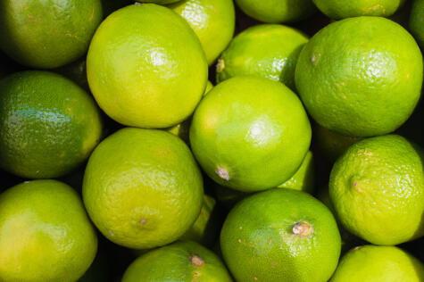 Recuerda que cuando están amarillitos pierden acidez, y son buenos para jugos y ensaladas.