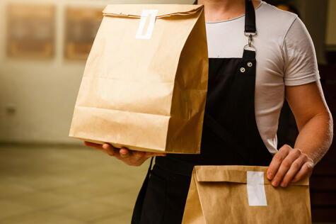 Los paquetes deben estar correctamente cerrados y sin roturas o manchas de suciedad.