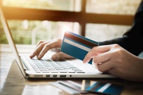 El pago electrónico asegura el menor contacto.
