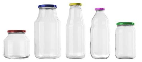 Los frascos sirven muy bien para hacer cocteles batidos. Pruébalos,