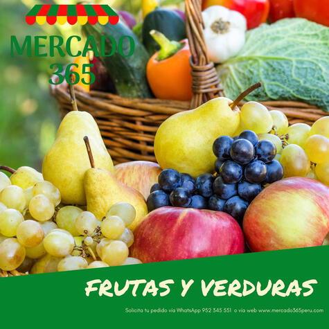 Las frutas y verduras son esenciales para el organismo. Recuerda: ¡8 al día!