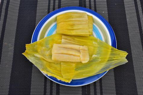 Las humitas son un plato típico, pero hechas con maíz cusqueño, son otra cosa.