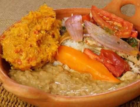 La malarrabia es la expresión culinaria de toda una región, con sus costumbres y productos.