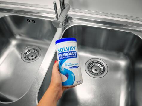 El bicarbonato es el mejor amigo de la limpieza y enemigo de los malos olores.