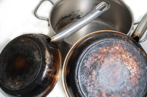 Dentro o fuera de la olla, las quemaduras pueden solucionarse con tiempo.