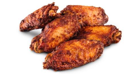 Ese balance entre lo crocante y la jugosidad hacen de la alita la pieza perfecta del pollo.