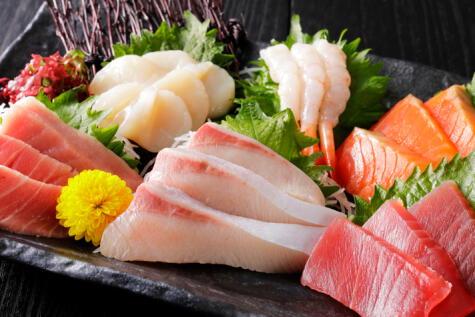 El sashimi exige un trato especial del pescado.