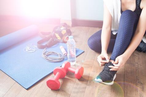 Un estilo de vida saludable, bien hidratado y con actividad física son la mejor defensa ante la ansiedad.