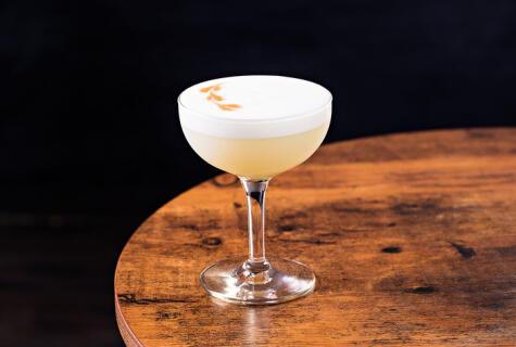 El pisco sour es un coctel clásico que requiere mucha técnica para que quede equilibrado.
