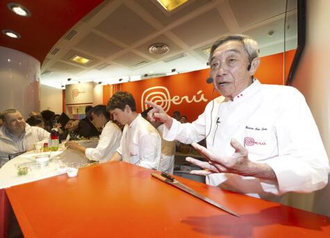 Un cocinero sin parangón, Humberto Sato marcó una época. (Foto: Archivo La República)