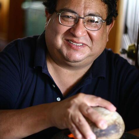 Maestro de maestros, el gran Cucho La Rosa. (Foto: Archivo La República)